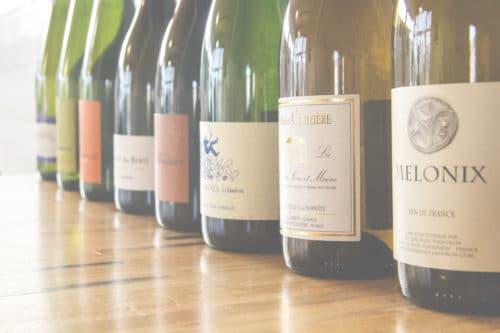 Gamme de vins Landron