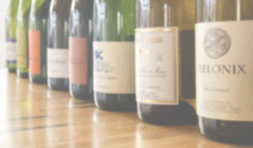 Gamme des vins Landron