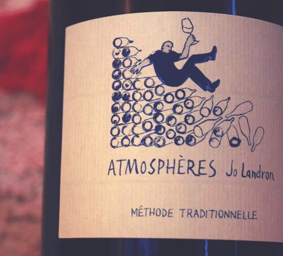 Atmosphères - Muscadet Sèvre et Maine Jo Landron