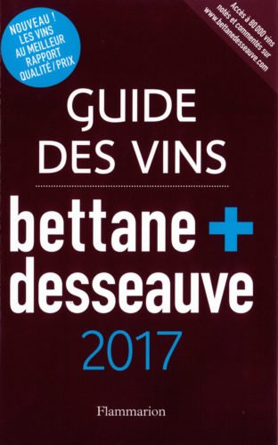 Landron Bettane + Desseauve 2017 / revue de presse