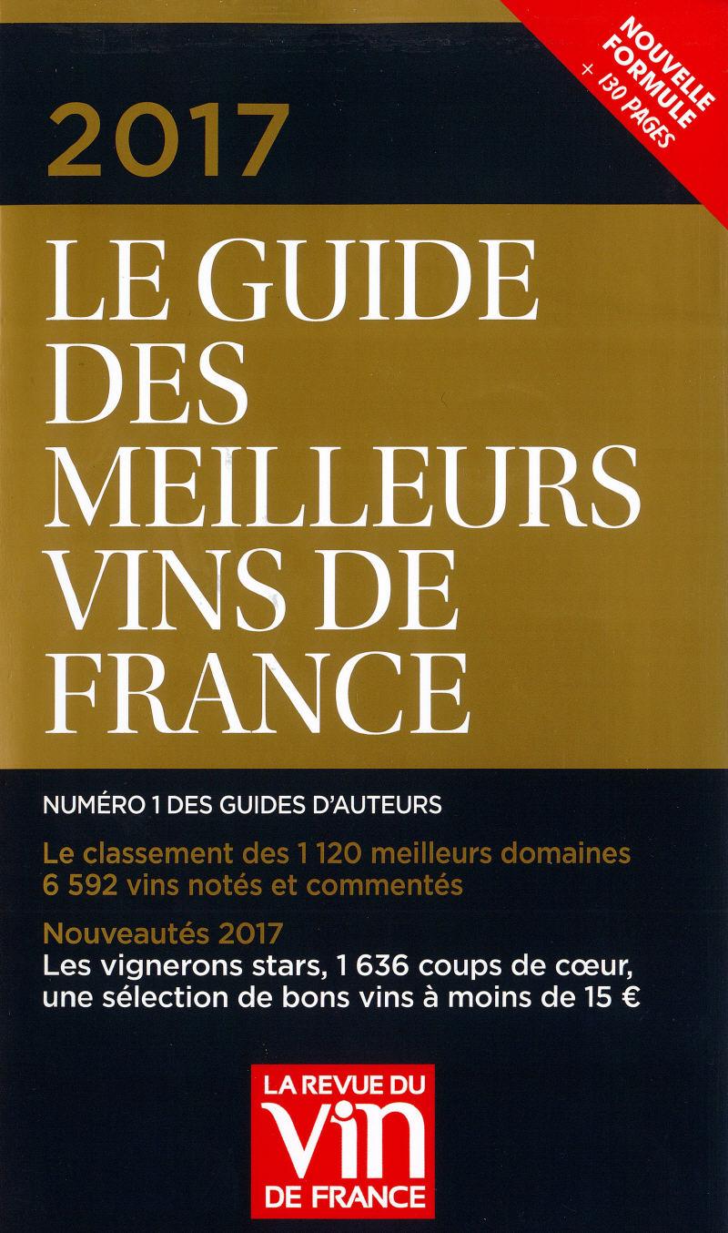 Landron Revue des vins de FRance 2017 / Revue de presse